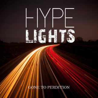 hype lights gone to perdition, french rock band, rock alternatif